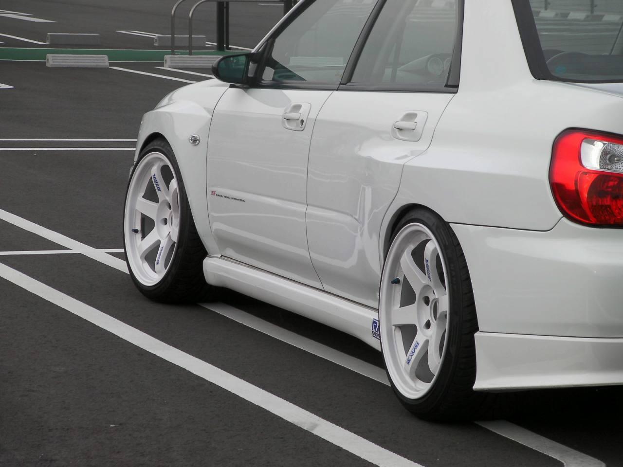 Subaru Impreza WRX STI Year: